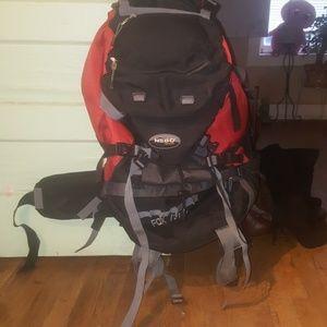 Nebo sports hiking backpack
